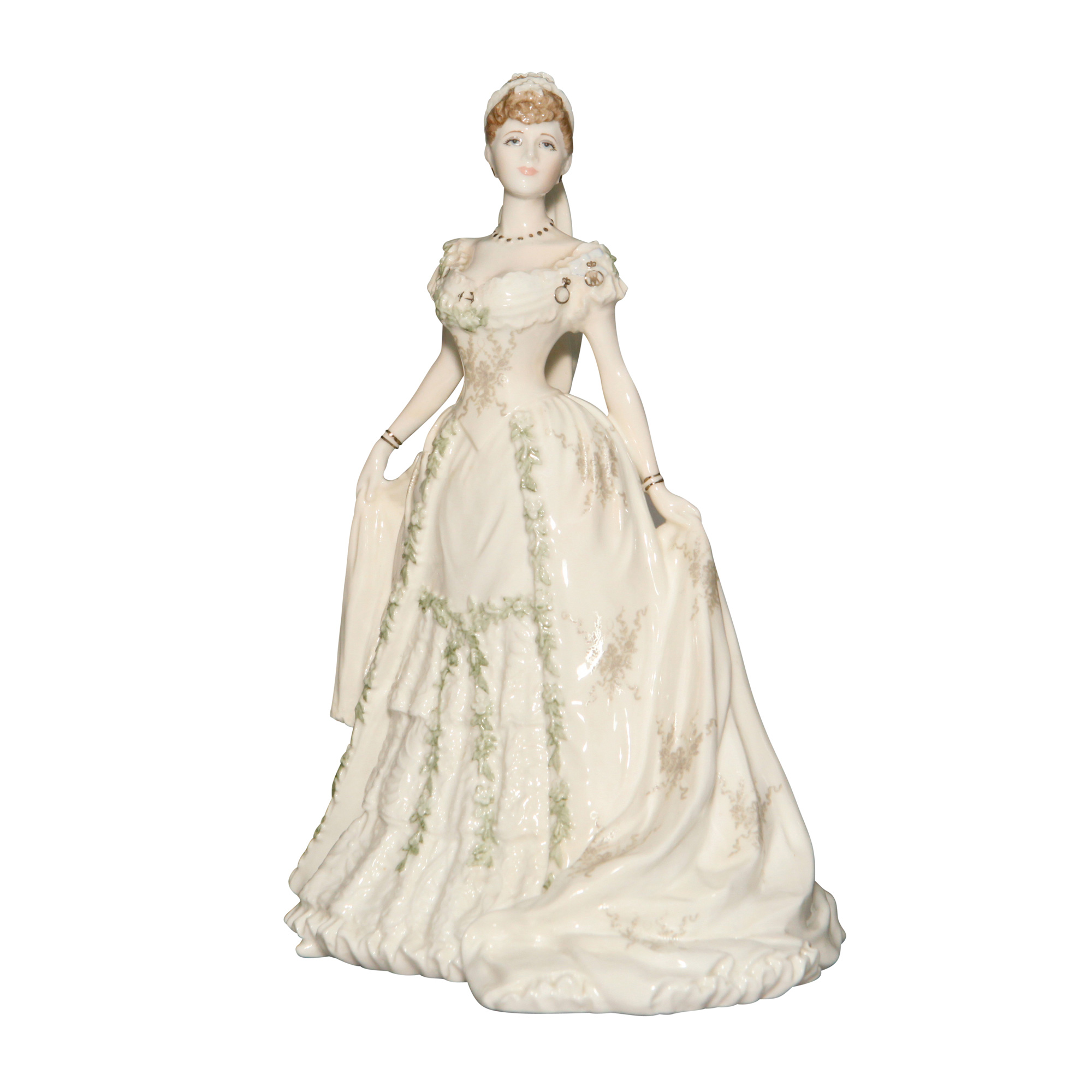 Queen Mary - Coalport Figurine