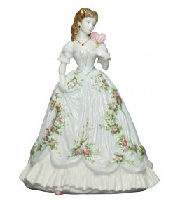 Queen of Hearts - Coalport Figurine