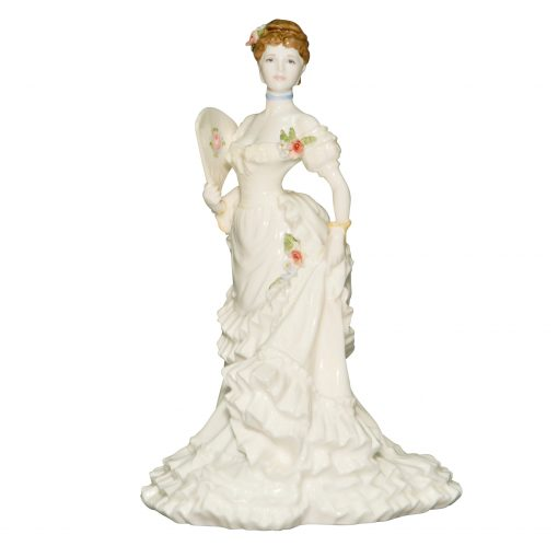Rebeccca - Coalport Figurine