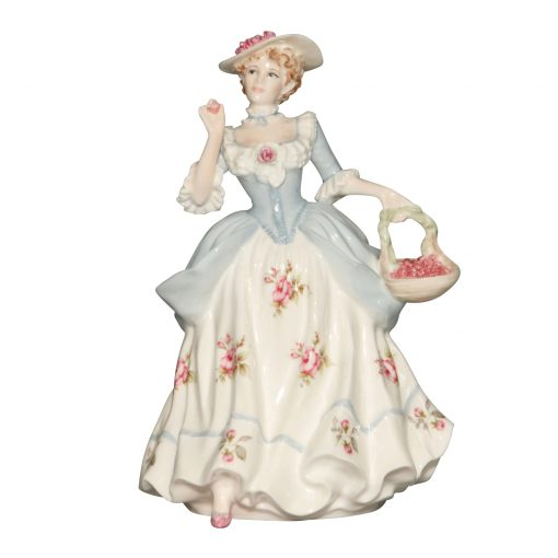 Strawberries Scarlet CW265 - Coalport Figurine
