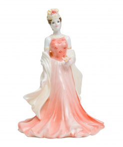 Sue Ladies of Fashion - Coalport Figurine