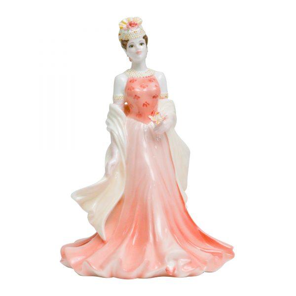 Sue Ladies of Fashion - Coalport Figurine