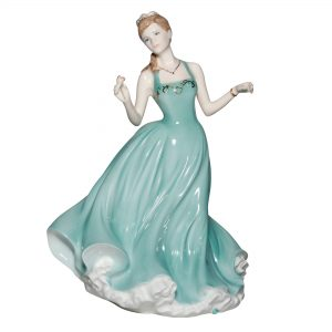 True Love CW547 CW547 - Coalport Figurine