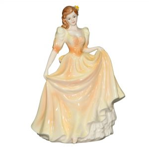 Vanessa Ladies of Fashion - Coalport Figurine