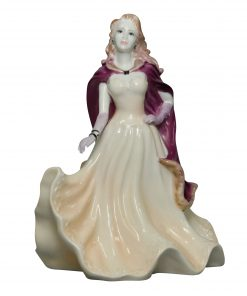 Vivien Ladies of Fashion - Coalport Figurine