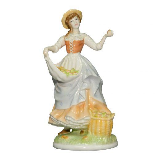 Fruit Picking CW276 - Compton & Woodhouse Figurine