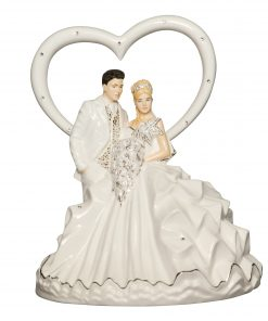 Always and Forever Blonde - English Ladies Company Figurine