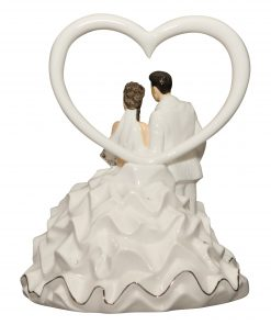 Always and Forever Brunette - English Ladies Company Figurine