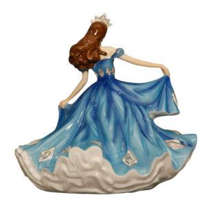 Sapphire Waltz - English Ladies Company Figurine