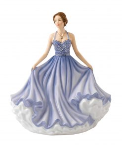 Beautiful Wishes HN5822 - Royal Doulton Figurine