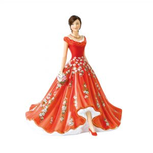 Catherine May 2017 MD HN5826 - Royal Doulton Figurine