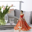 Catherine May 2017 MD HN5826 – Royal Doulton Figurine 3