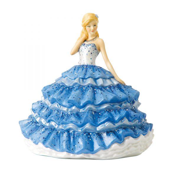 Debutante Ball HN5832 - Royal Doulton Figurine