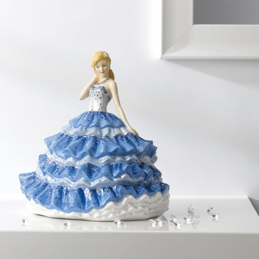 Debutante Ball HN5832 - Royal Doulton Figurine