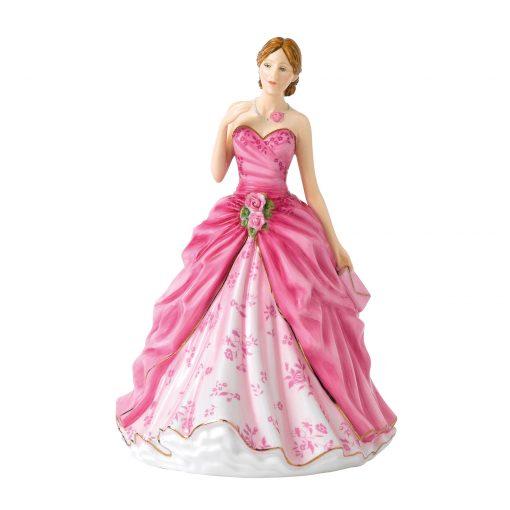 Grace 2017 Petite FOY HN5830 - Royal Doulton Figurine