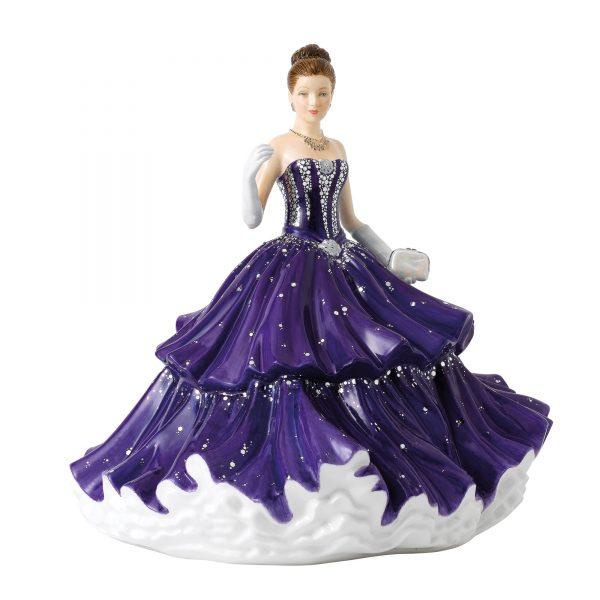 Graceful Promenade HN5833 - Royal Doulton Figurine