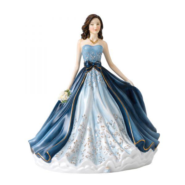 Happy Birthday 2017 FOY HN5831 - Royal Doulton Figurine