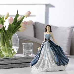 Happy Birthday 2017 FOY HN5831 - Royal Doulton Figurine