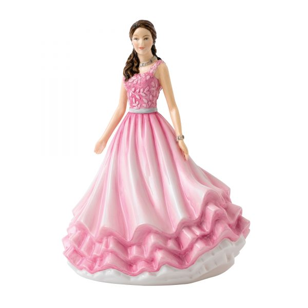Love and Laughter HN5824 - Royal Doulton Figurine