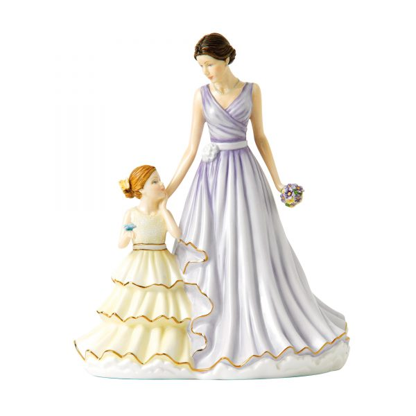 Mothers Day 2017 FOY HN5827 - Royal Doulton Figurine
