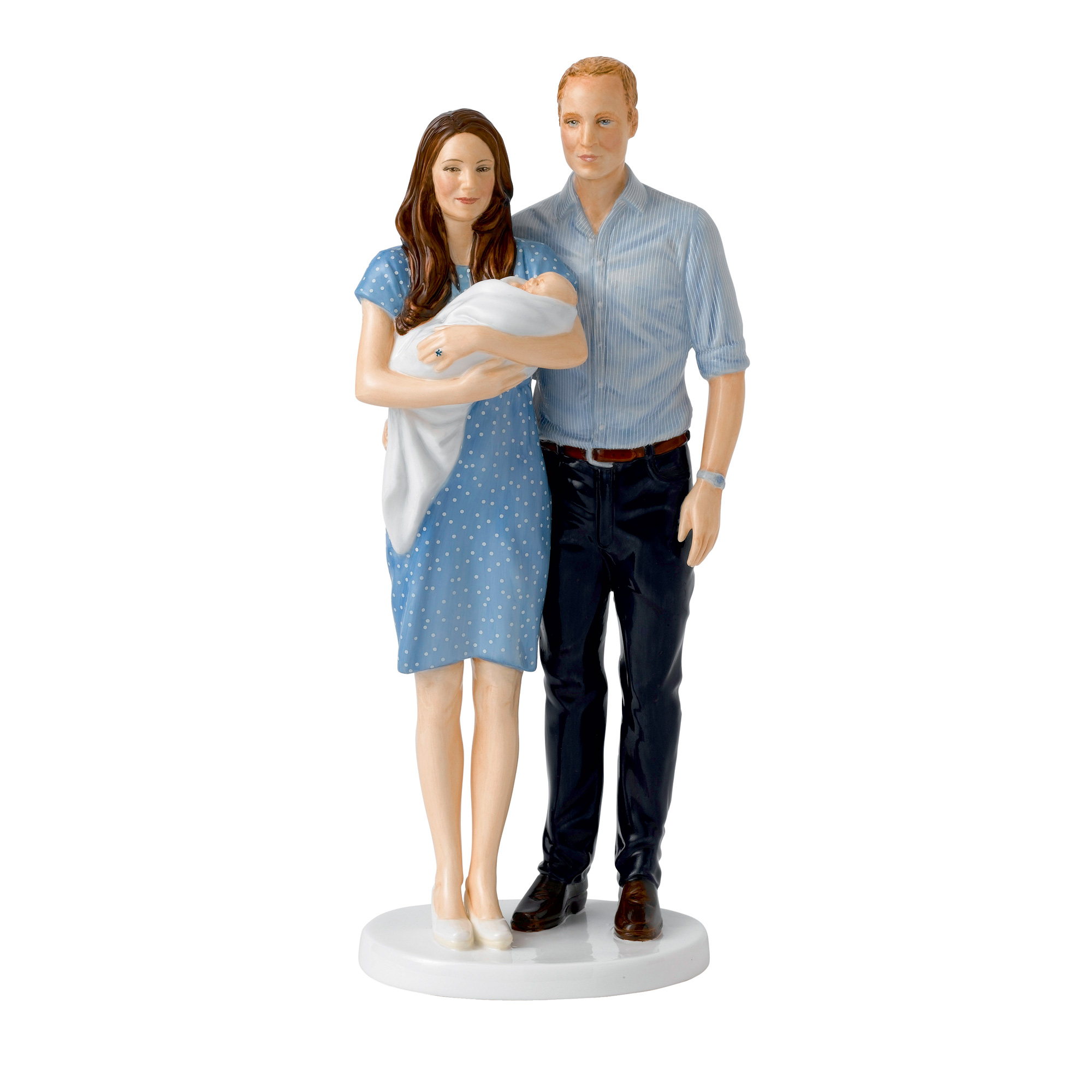 Prince George _SP HN5716 - Royal Doulton Figurine
