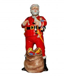 Santa Claus PC2 - Royal Doulton Figurine