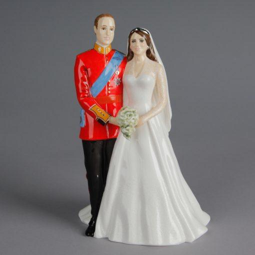 William Catherine Connoisseur - Royal Doulton Figurine