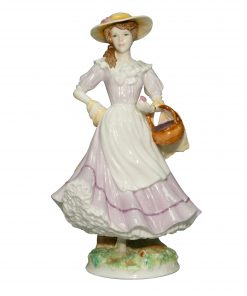 Autumn RW4518 - Royal Worcester Figurine