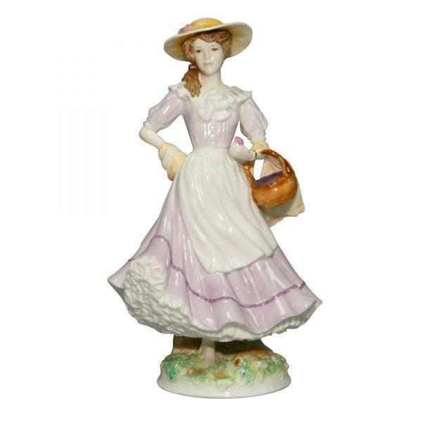 Autumn RW4518 - Royal Worcester Figurine