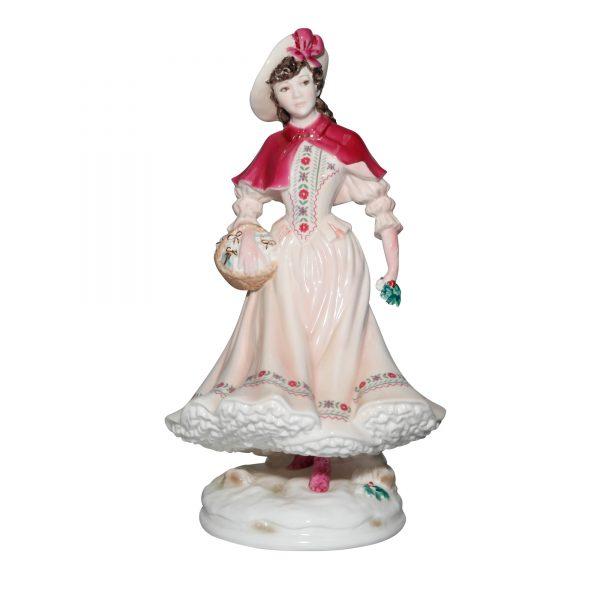 Noelle - Royal Worcester Figurine