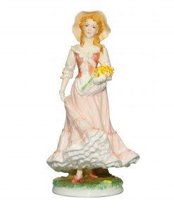 Spring RW4504 - Royal Worcester Figurine