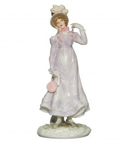 The Regency RW4372 - Royal Worcester Figurine