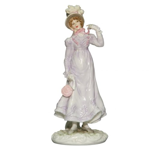 The Regency RW4372 - Royal Worcester Figurine