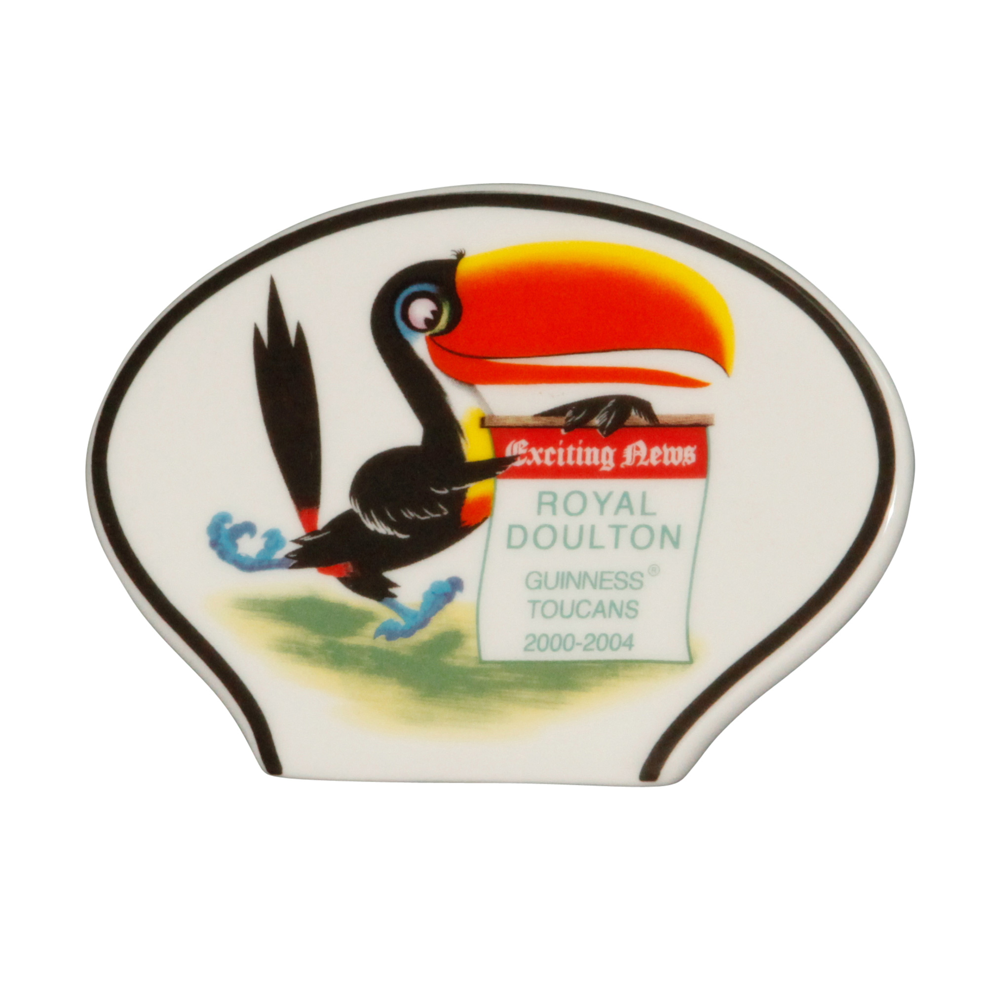 Display Sign Guinness Toucans