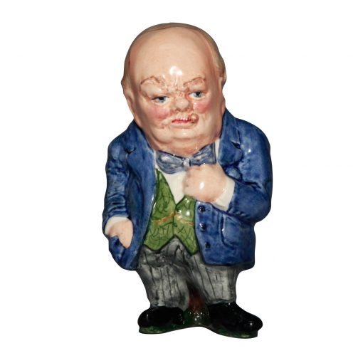 WinstonChurchill FIG Bailey BG - Bairstow Manor Collectable