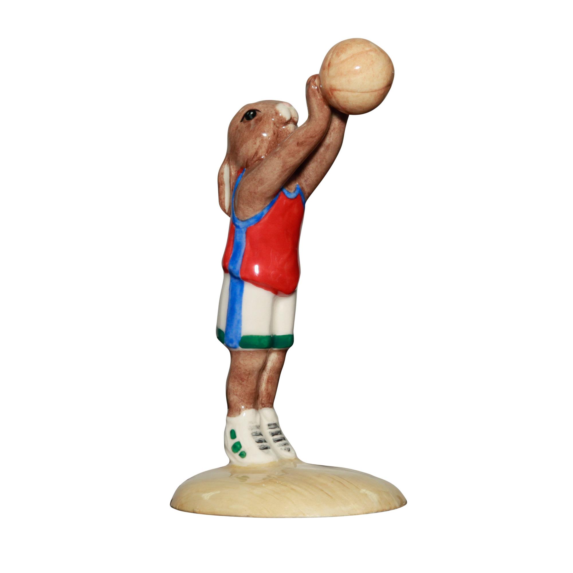 Basketball DB208 - Royal Doulton Bunnykins