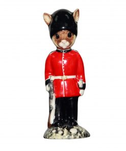 Guardsman DB127 - Royal Doulton Bunnykins