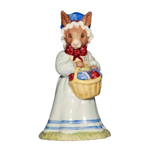 Mrs. Bunnykins Easter Parade DB019BQ - Royal Doulton Bunnykins