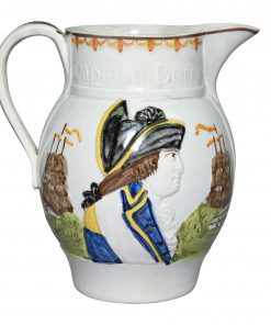 Berry Jug Lord Nelson Jug