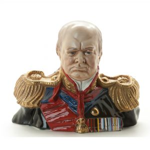 Michael Sutty Winston Churchill Bust