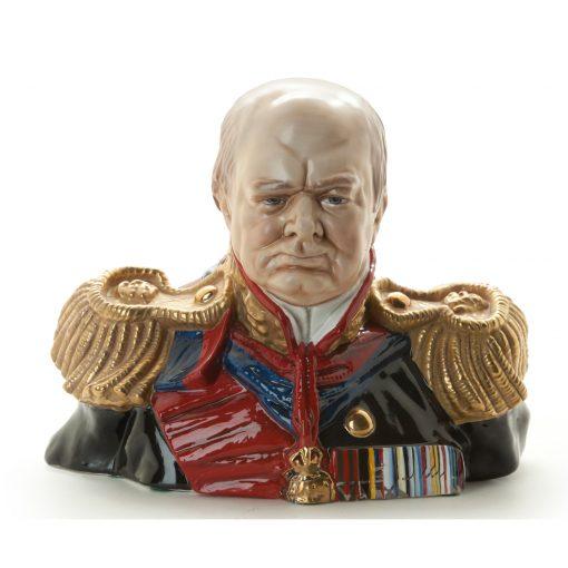 Michael Sutty Winston Churchill Bust