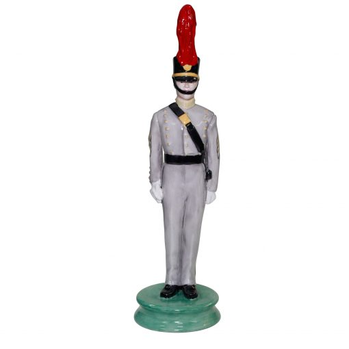 Michael Sutty West point Cadet figurine