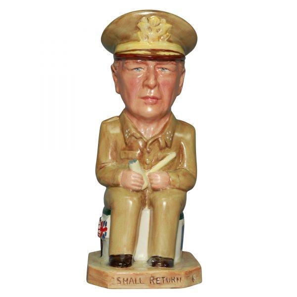 Wilkinson Toby General Douglas MacArthur Toby Jug