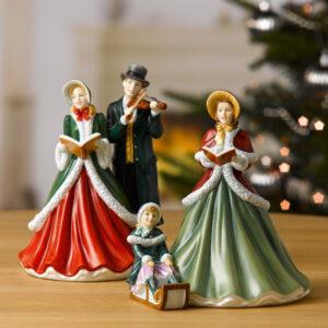 Hark The Herald Angels Sing HN5859 - Royal Doulton Figurine