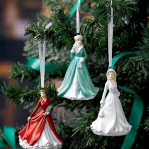 Joy to the World Ornament HN5865 - Royal Doulton Figurine