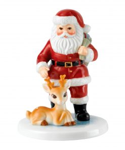 Let's Get Going NF007 - Royal Doulton Figurine