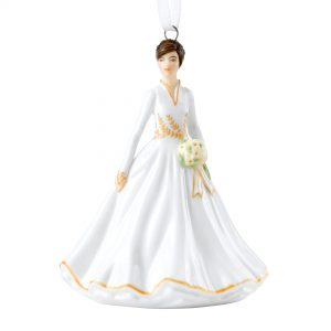 Away In A Manger Ornament HN5866 - Royal Doulton Figurine