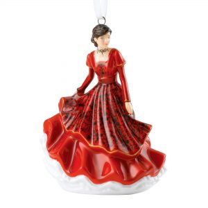 Joy to the World Ornament HN5865 - Royal Doulton Figurine