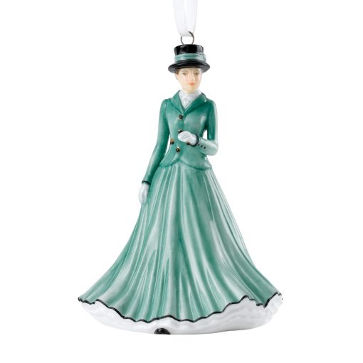 We Wish You A Merry Christmas Ornament HN5864 - Royal Doulton Figurine