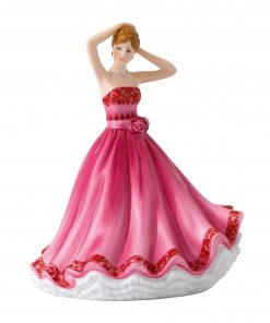 Tender Love (Petite) HN5847 - Royal Doulton Figurine
